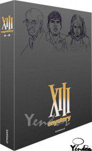 XIII Mystery cassette met deel 4, 5 en 6