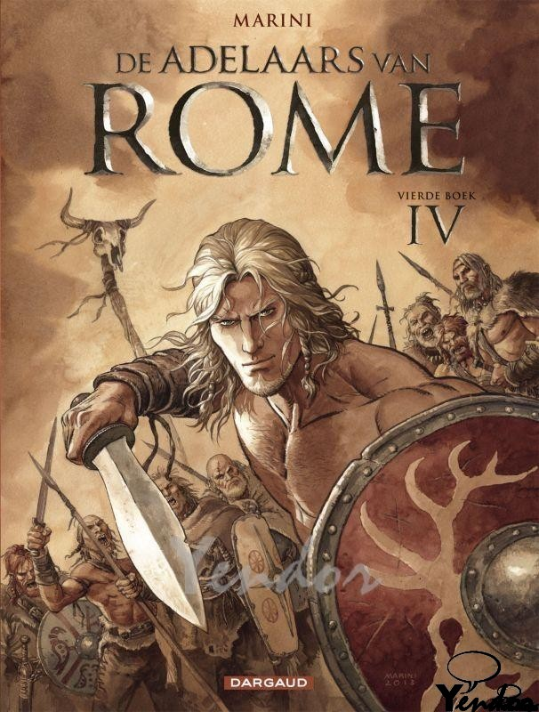 De Adelaars van Rome 4