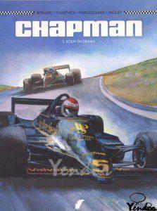 Chapman 3: Roem en drama