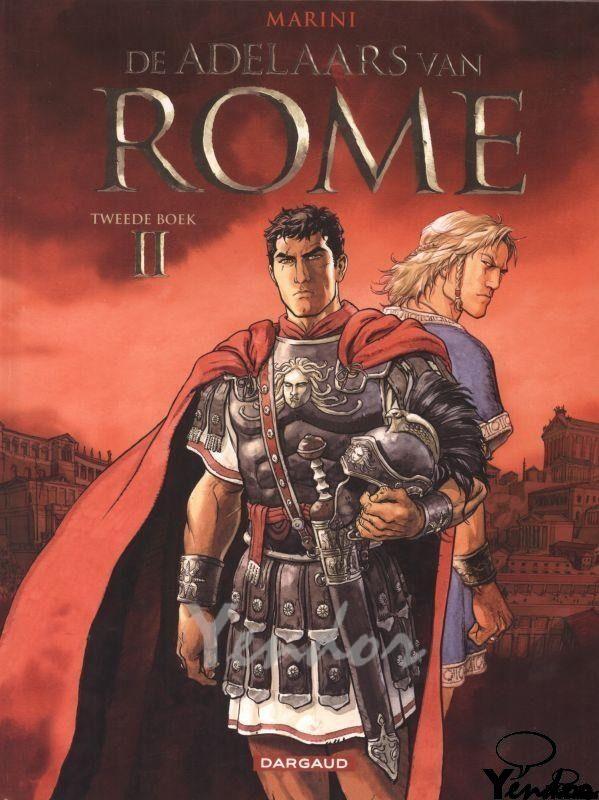 De Adelaars van Rome 2