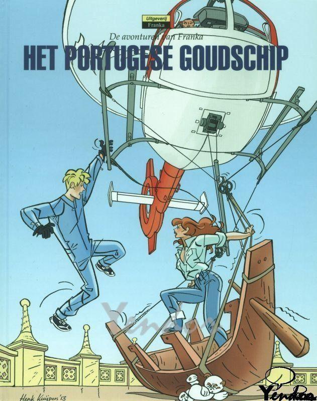 Het Portugese goudschip