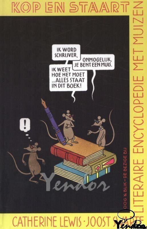 Literaire encyclopedie met muizen