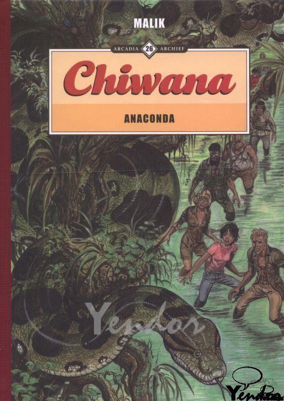 Chiwana, Anaconda