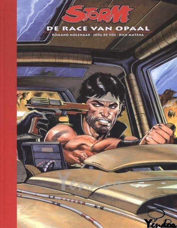 De race van opaal - dossier editie