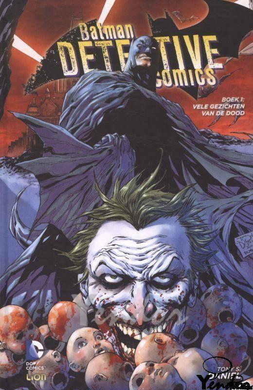 Batman Detective comics 1, Vele gezichten van de dood