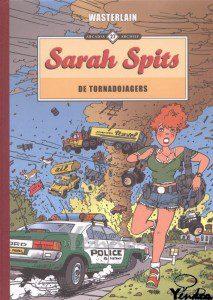 Sarah Spits, De Tornadojagers