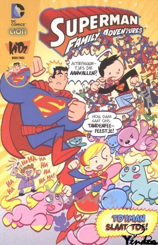 Superman Family Adventures 2