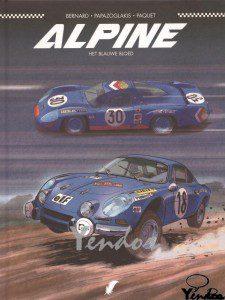 Alpine, het blauwe bloed