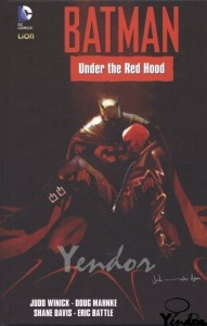 Under the red Hood 2
