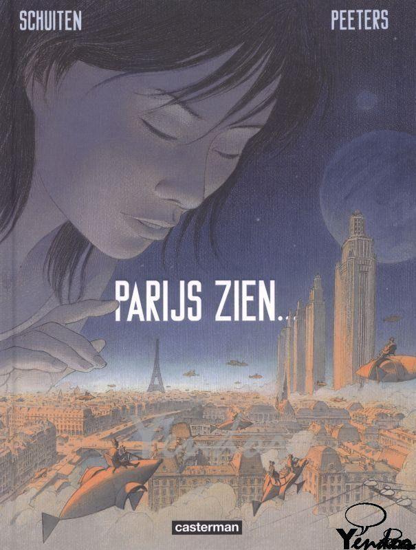 Parijs zien...