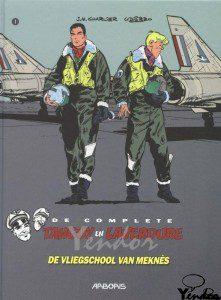 De vliegschool van Meknes (herdruk eindelijk, weer leverbaar)