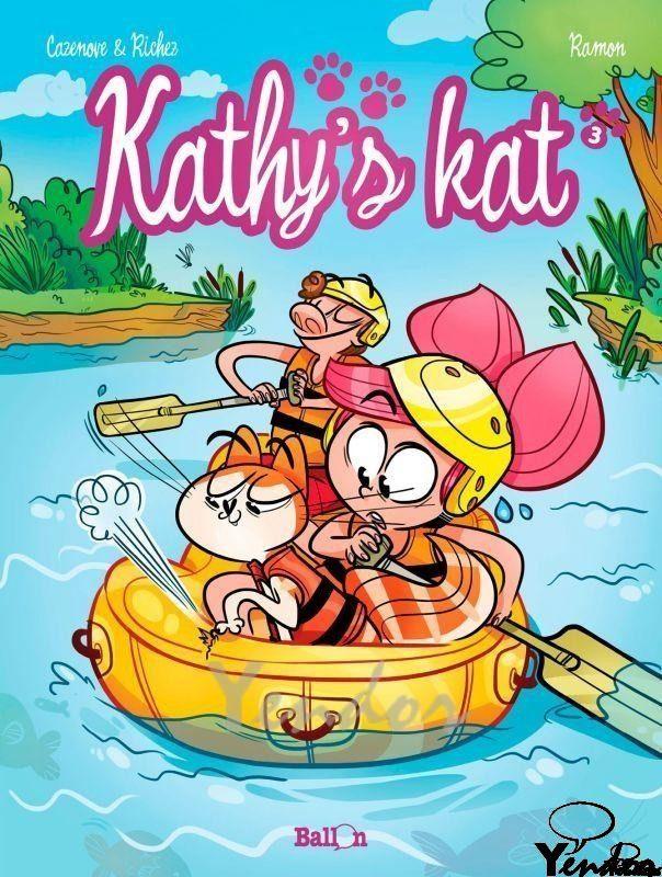 Kathy's kat 3