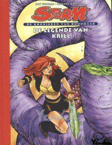 De legende van de Krill - dossier editie