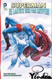 Superman de laatste god van Krypton