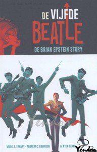 De vijfde Beatle: De Brian Epstein story