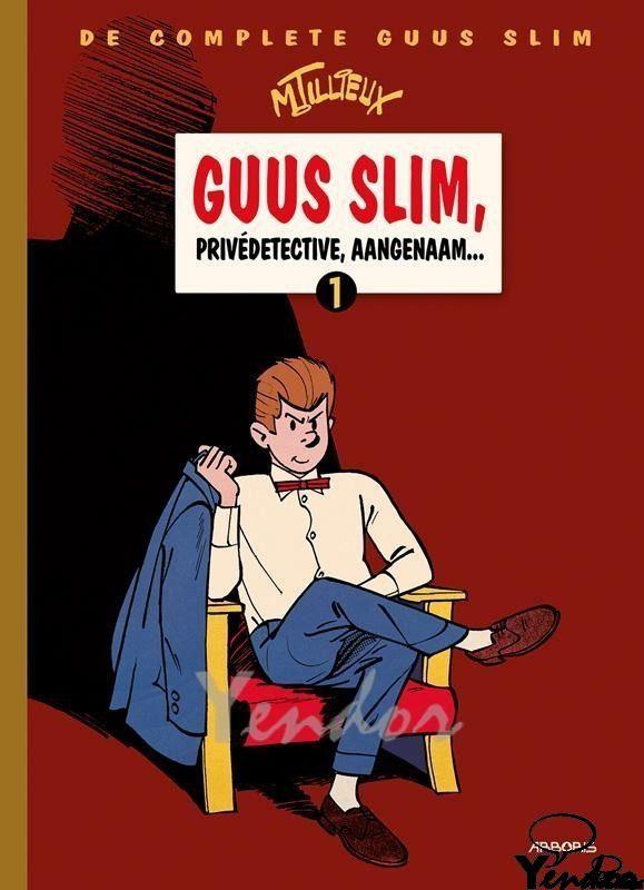 Guus Slim Integraal 1 (weer leverbaar!)