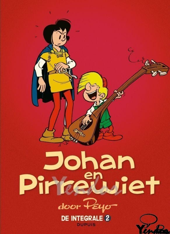 Johan en Pirrewiet 2 integraal