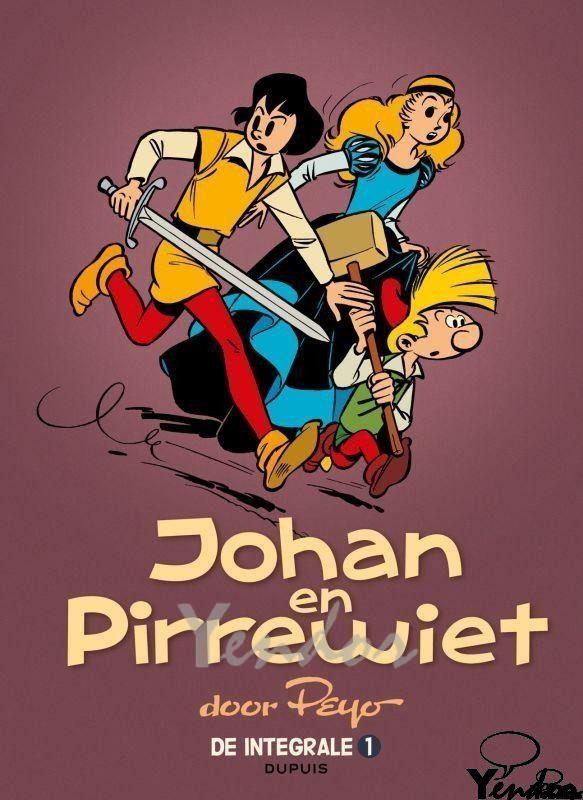 Johan en Pirrewiet 1 integraal
