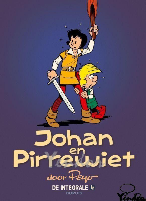 Johan en Pirrewiet 4  integraal
