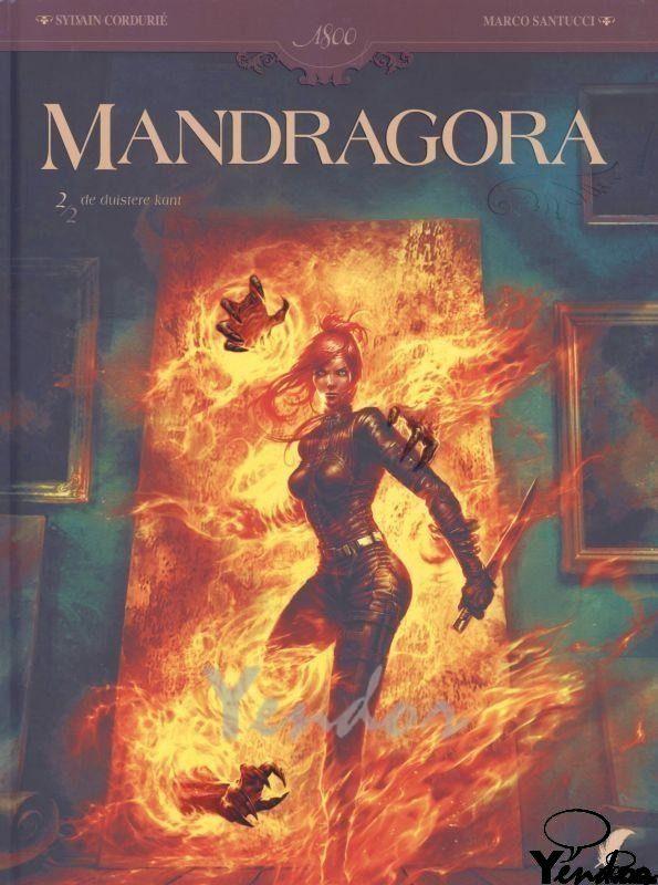 Mandragora 2, de duistere kant