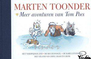 Meer avonturen van Tom Poes