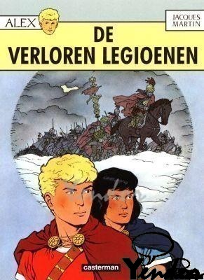 De verloren legioenen