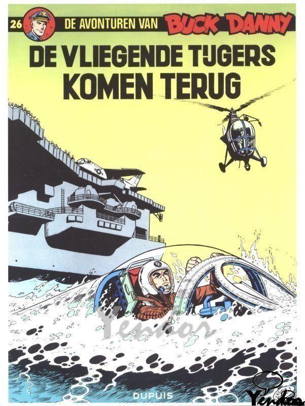 De vliegende tijgers komen terug