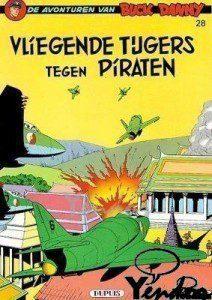 De vliegende tijgers tegen piraten