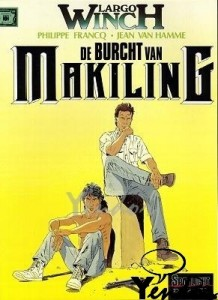 De burcht van Makiling