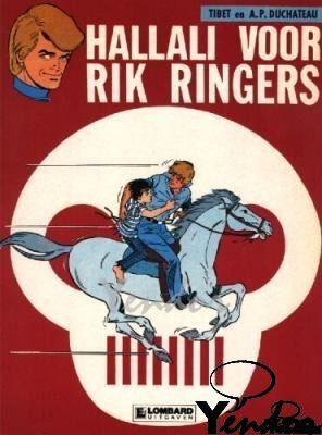 Hallali voor Rik Ringers