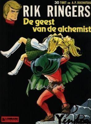 De geest van de alchemist