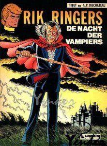 De nacht der vampiers