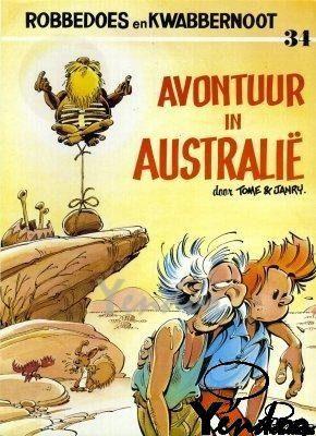 Avontuur in Australie