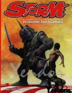 De legende van Yggdrasil