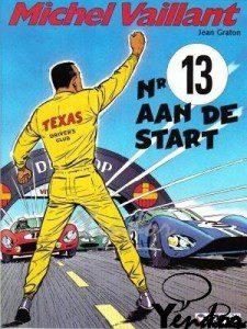 Nr. 13 is aan de start