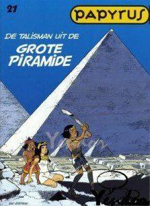 De talisman uit de grote piramide