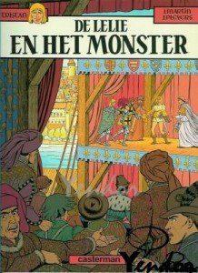De lelie en het monster