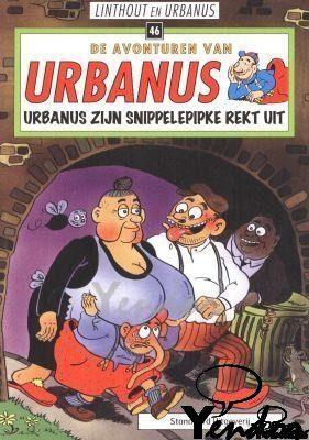 Urbanus zijn snippelepipke rekt uit