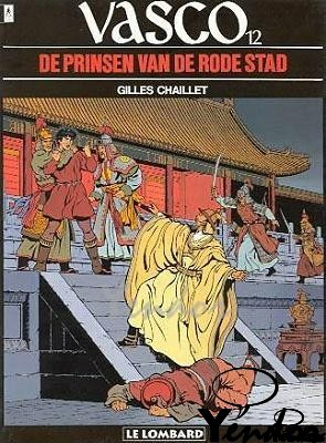 De prinsen van de rode stad