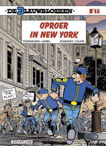Oproer in New-York