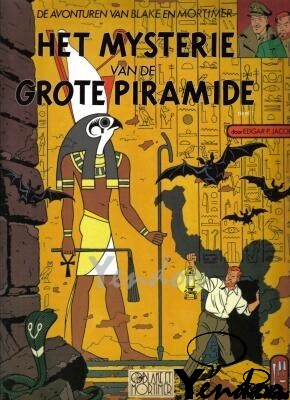 Het geheim van de Grote Pyramide deel 1