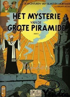 Het geheim van de Grote Pyramide deel 2