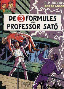 De drie formules van professor Sato 2
