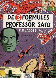 De drie formules van professor Sato 1