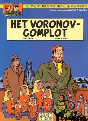 Het Voronov-complot