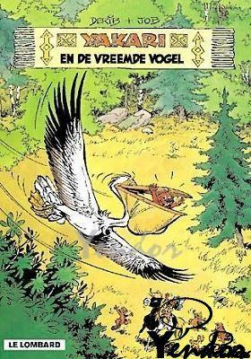 De vreemde vogel
