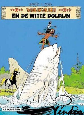 En de witte dolfijn