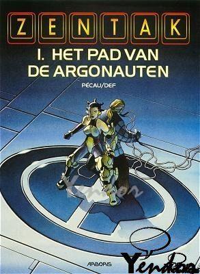Het pad der argonauten