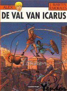 De val van Icarus