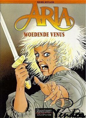 Woedende Venus